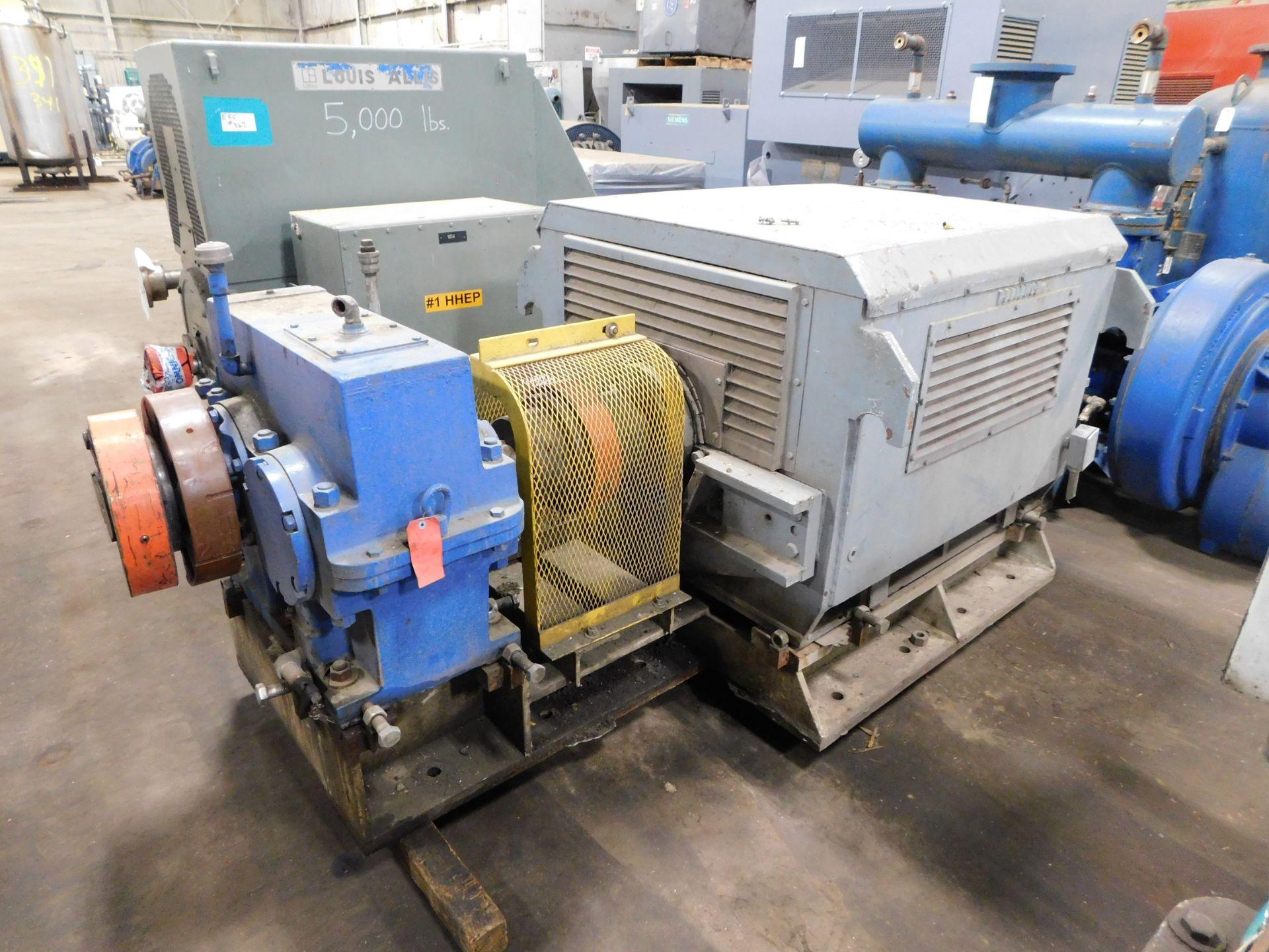 Reliance AC Duty Master Motor. 900 HP. 3 Ph. 60 Hz. 4160 V. 1789 RPM. 6809S. Type P. - Image 2 of 8