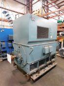 Weg Induction Motor. 2750 HP. 3 Ph. 4000 V. 3582 RPM. 1PW24. MGP 8011. 60 Hz.