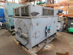 Louis Allis IPS Induction Motor. 2500 HP. 3 Ph. 4000 V. 3590 RPM. WP-1. 1000 SPC.