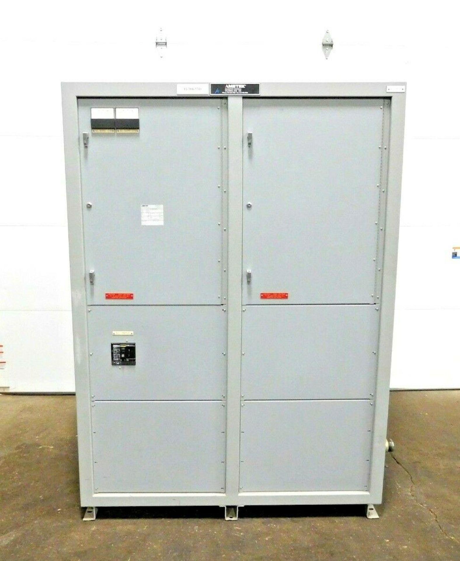 Ametek Solid State Controls 37.5 KVA Regulating Transformer. 1 Ph.
