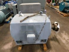 Teco Induction Motor. 600 HP. 3 Ph. 2300/4160 V. 60 Hz. 1780 RPM. 5808B. ASHA-PA001.