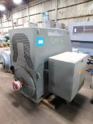 Louis Allis Armor Line Motor. 600/250 HP. 3 Ph. 1755/1180 RPM. 4160 V. 60 Hz. 72100S.