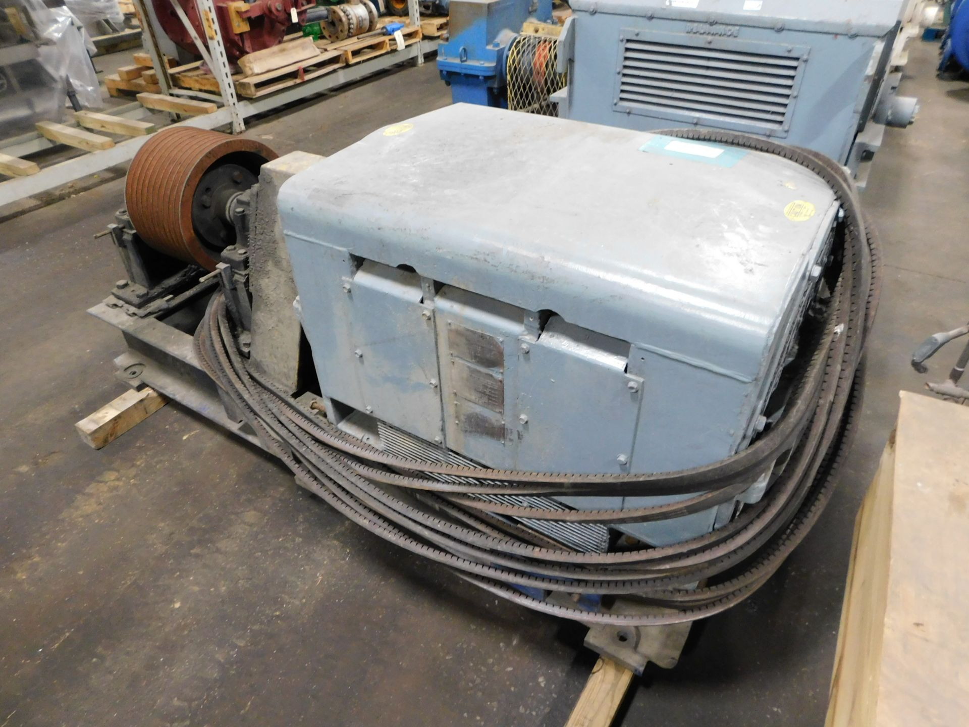 Teco Westinghouse Motor. 400 HP. 3 Ph. 1180 RPM. 4000 V. 60 Hz. 5808L. HSW1. - Image 3 of 5