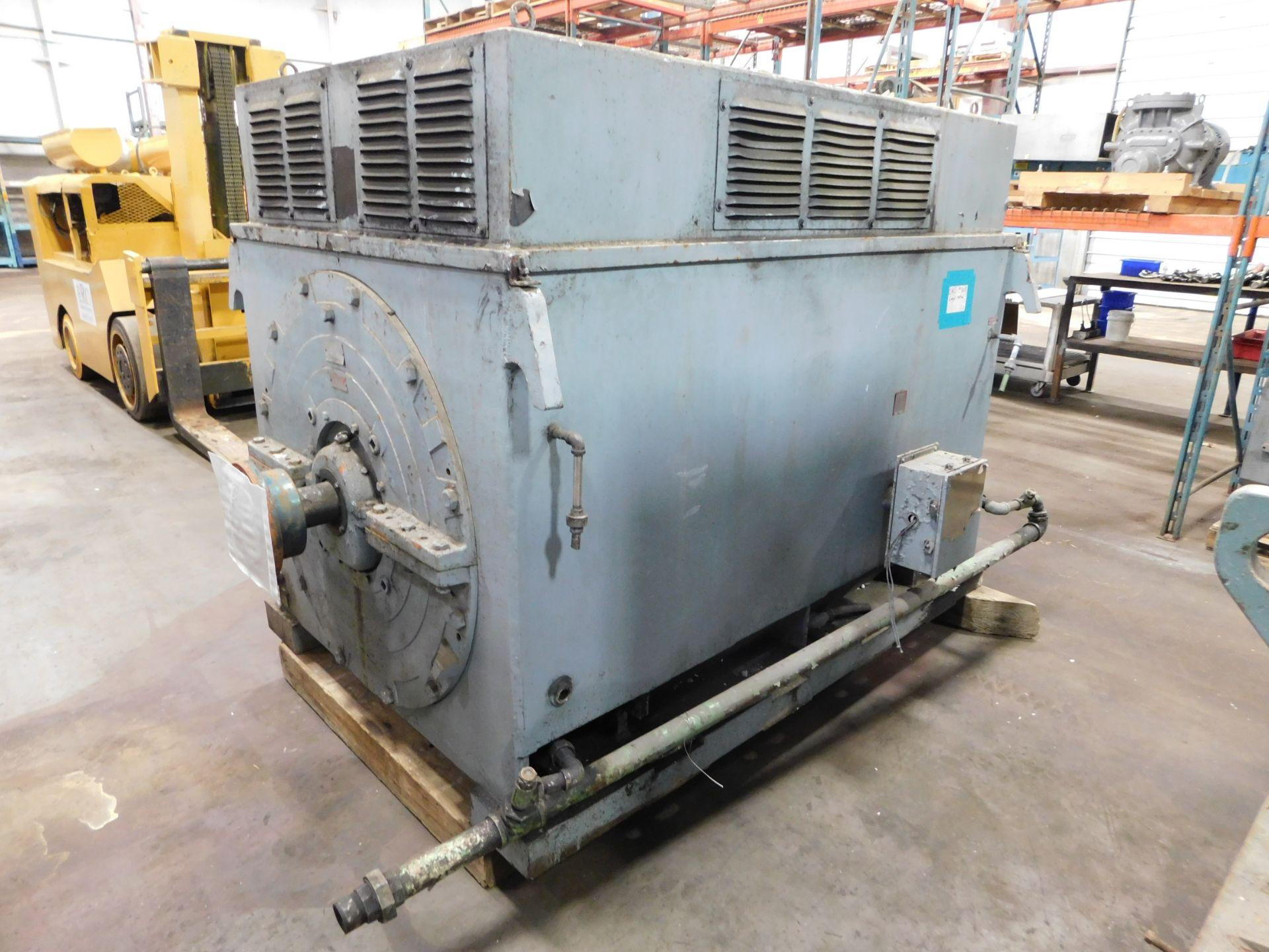 Louis Allis IPS Induction Motor. 2500 HP. 3 Ph. 4000 V. 3590 RPM. WP-1. 1000 SPC. - Image 3 of 5