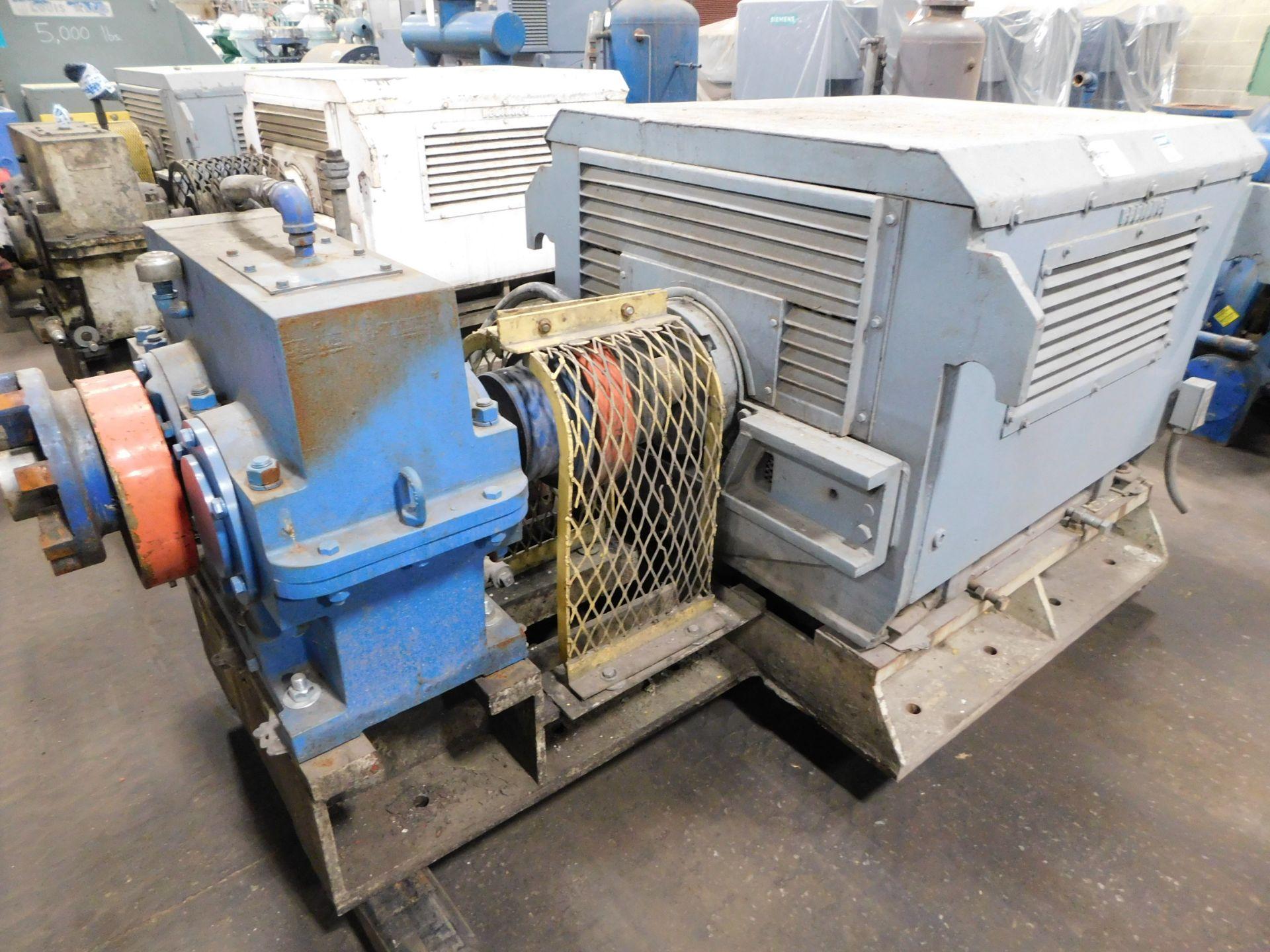 Reliance AC Duty Master Motor. 900 HP. 3 Ph. 60 Hz. 4160 V. 1789 RPM. 6809S. Type P. - Image 2 of 10