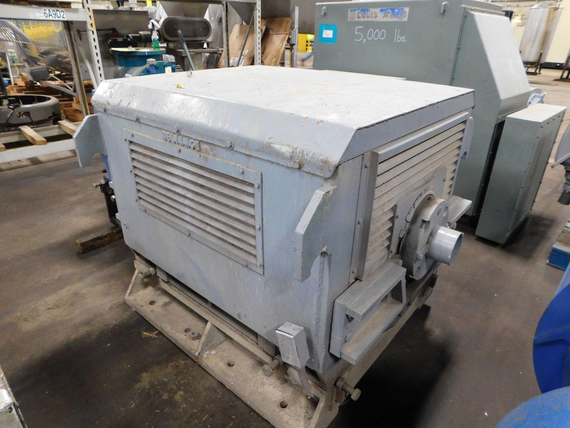 Reliance AC Duty Master Motor. 900 HP. 3 Ph. 60 Hz. 4160 V. 1789 RPM. 6809S. Type P. - Image 3 of 8