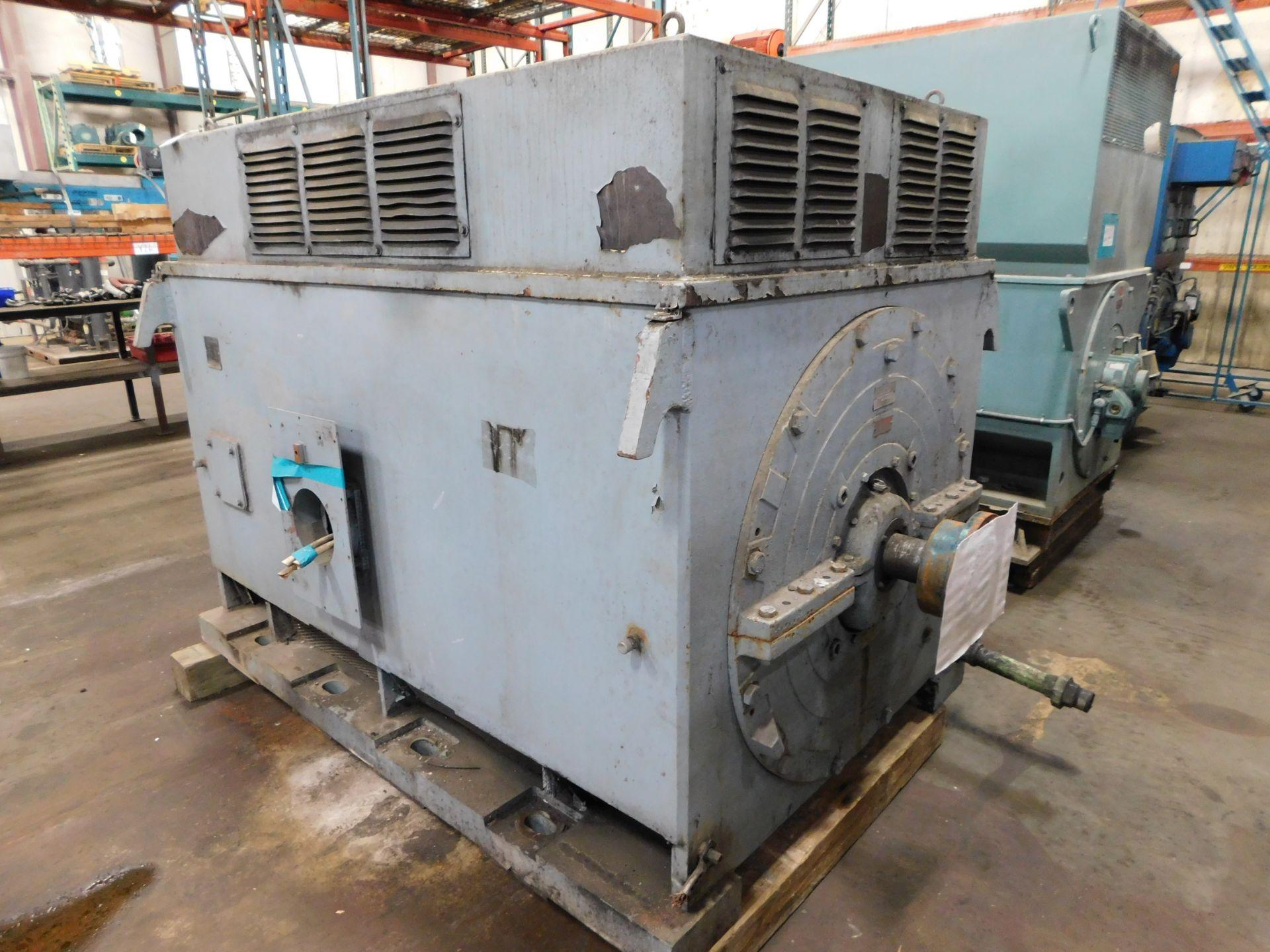 Louis Allis IPS Induction Motor. 2500 HP. 3 Ph. 4000 V. 3590 RPM. WP-1. 1000 SPC. - Image 2 of 5