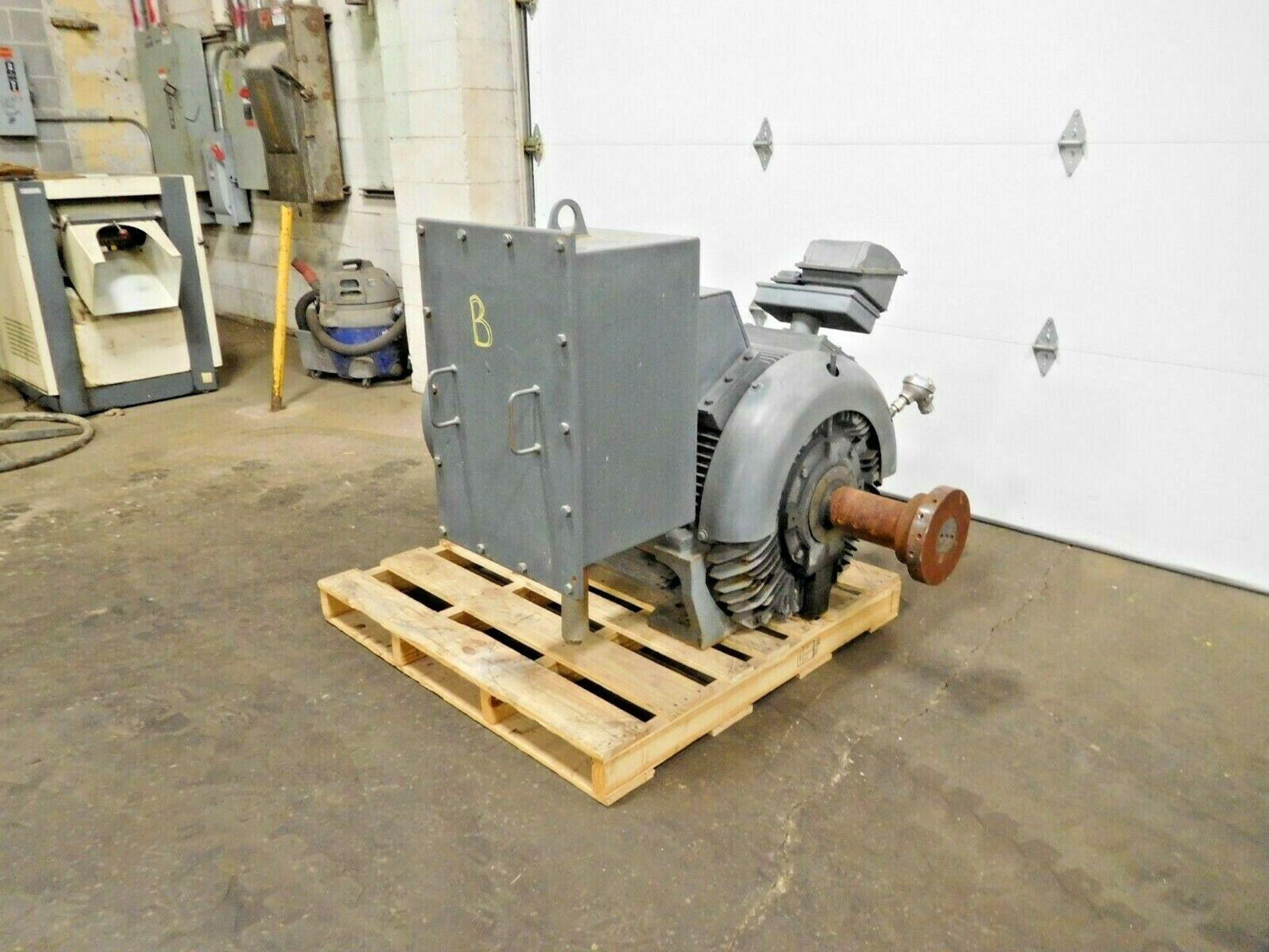 Teco Westinghouse KG2504 Motor. 250 HP. 1780 RPM. 4000 V. 5007B. TEFC. 60 Hz. 3 Ph. AEHGTK. - Image 3 of 4