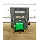 US Motor 125 HP Electric Motor. 3 Ph. 60 Hz. 590 RPM. 460 V. 5007S.