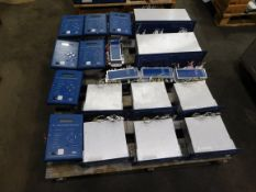 Pallet of SEL Switchgear Relays