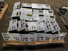 Pallet of Asco Switch Controllers