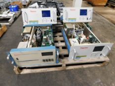 Pallet of Thermo CEMS Equipment - 42i, 42c, (2) 43i