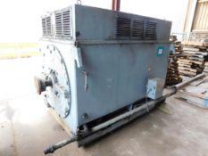 Louis Allis 2500 HP Electric Motor. 3500 RPM. 4000 V. 3 Ph. 60 Hz. WP-1. 1000 SPG.