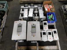 Pallet of AC / VSD Drives and Fuses