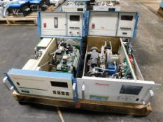 Pallet of Thermo CEMS Equipment - 42c, 42d, 43i, 43h