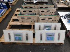 Pallet of (6) Ultraflow model 100, (3) Spectrum Systems w/ Allen Bradley Controllers