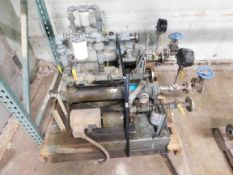 Lot of (2) Heat Exchanger Power Pack System