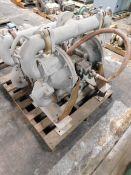 Pallet of (2) Sandpiper Aluminum Diaphragm Pumps