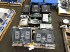 Pallet of Miscellaneous Electrical Equipment