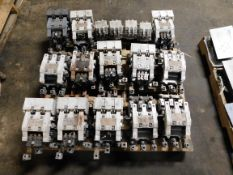 Pallet of Westinghouse / Cutler Hammer Contactors - Size 4, 5, 6