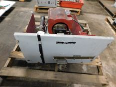 Switchgear Drawout PT Transformer Drawer. 4160: 120/240 V. 60 Hz. 15 KVA. 60 KV.