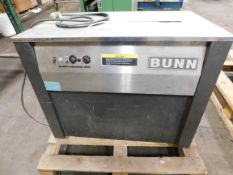 Bunn Packaging Strapping Machine
