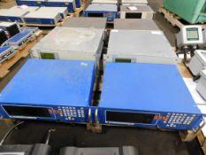 Pallet of Cems Equipment - (2) ESC 8832, (2) Siemens Ultramat 6E, (2) ESC 8816