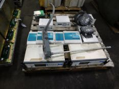 Pallet of Miscellaneous Testing Equipment - Teledyne, GE, etc.