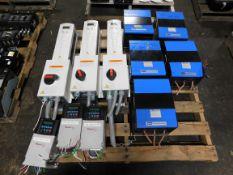 Pallet of AC / VSD Drives