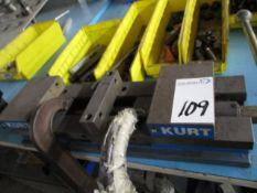 """Kurt Work Holding DL640 6"""" Mill Machine VISE"""