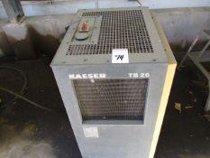 Kaeser TB26 Compressor Refridgerated Air Dryer