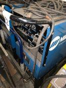 MILLER III Synchrowave 250 TIG Welder, Mobile