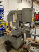 (1998) Haeger 824 8 Ton Hydraulic Insertion Press SN/08H00591 Without Tooling