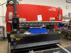 (2001) Amada RG-125 / 9DE CNC Hydraulic Brake Press SN/ 01251911 Includes, Assorted Tooling, Compone