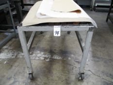 Heavey Duty Mobile Utility Cart w/o Contents