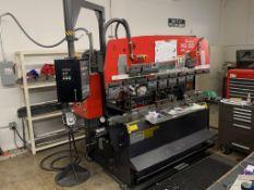 (1999) Amada RG-50 / D9E CNC Hydraulic Brake Press, DOM 1999, SN/ 509718, Includes Assorted Tooling