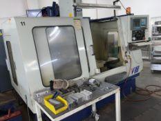 (2000) Mighty VIPER VMC950P CNC Milling Machine   Vertical Milling Machining Center DOM 7/2000, SN/