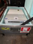 MET ONE A2100C 1-1-115-1 Laser Particle Counter with HD Travel Case
