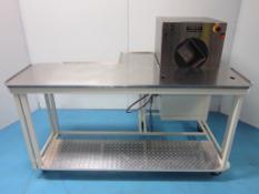 Custom Metal Shop Matrix Tray Inverter