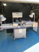 Lasko Eriez Headquarters Manufacturing Tablet Feeder Model FT