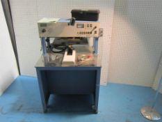 Hughes Pulse Heat Bonder TCW-125 Input AC 220V Comes with Manuel