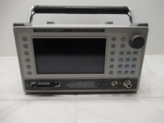 (1) Racal Instruments Wireless Solutions 6103E Digital Radio Test Set, 2 Memory Cards, Passed Self