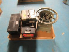 Lot to Include: (5) Boresight, Pump, Test Set Dynamometer