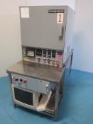 Despatch System Vacuum Bench Top Oven W/ Leybold TriVac D40B Vacuum Pump,