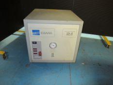 Ebara Cryocompressor and CVI CVST Compressor