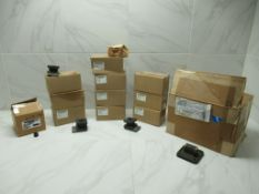 Lot to Include: (113) Mount Assembly, Housing Assembly, Rubber Pieces