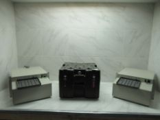 Lot to Include: (3) Endoscopic Light and Video Hard Copy System