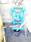 Used Oil Pumping System