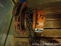 Wright 1 Ton Chain Hoist