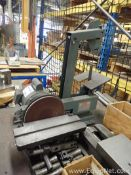 Enco 163-4512 1 Inch and 8 Inch Belt and Disc Sander